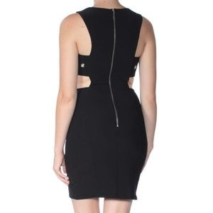 City Studio Black Dress NWOT